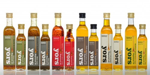 Our Range of Yorkshire Cold Pressed Rapeseed Oil