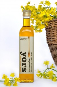 Yorkshires Original Rapeseed Oil - Plain